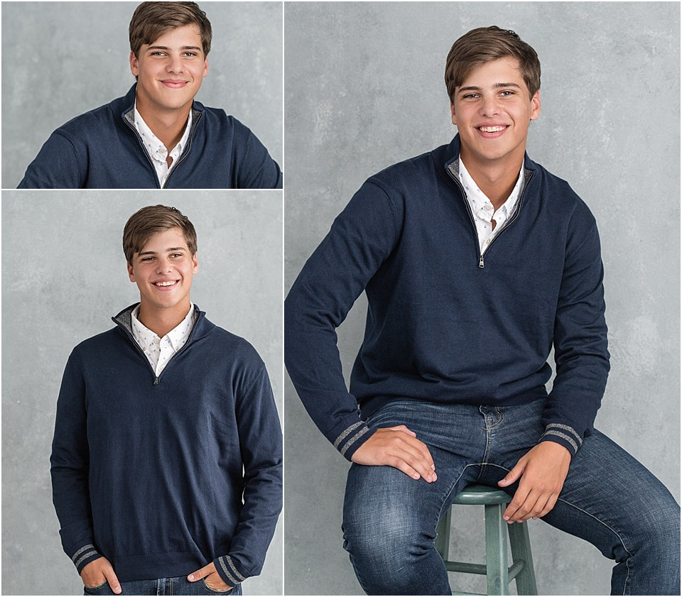 Studio B Seniors_handsome boy in sweater senior portrait.jpg