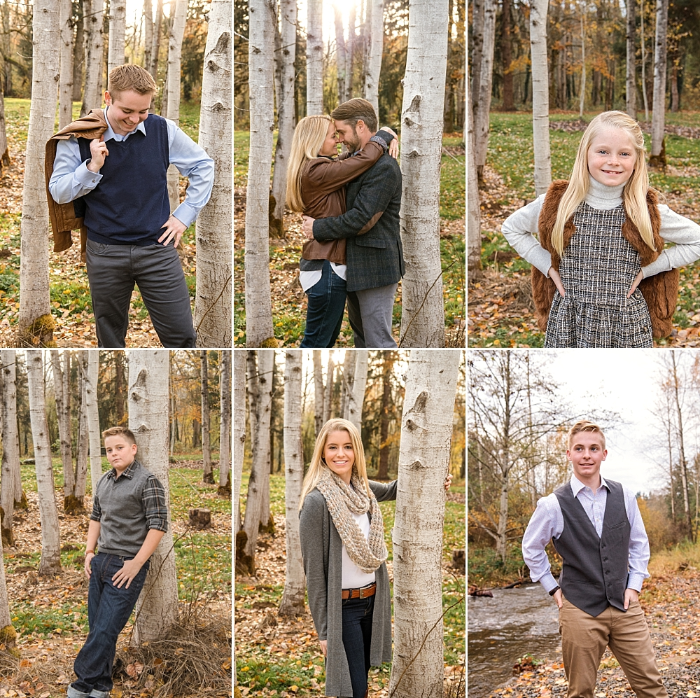 Are you ready for your luxury Fall Family Portrait experience? - Let's take advantage of the beautiful autumn colors and let's play!