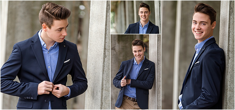 Studio B Portraits_handsome senior in blue blazer bellevue.jpg