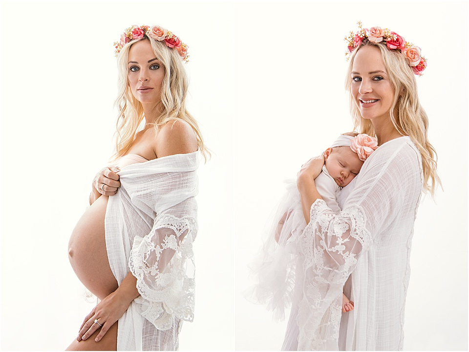 Best Maternity & Newborn Photographer Seattle | pc:    StudioBportraits.com