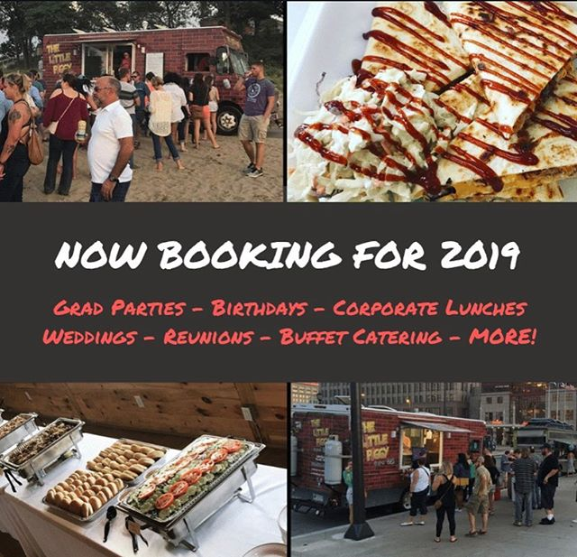 Let us cater your next party or event! We can handle crowds of all sizes!  It's not just bbq it's #beyondbbq #cleveland #foodtruck #northeastohio #eatlocal #supportlocal #smallbusiness #gotpork #wedding #catering #birthday #graduation #party #business #lunch @clefoodies @clegram @neofta2016 @thelittlepenguintruck