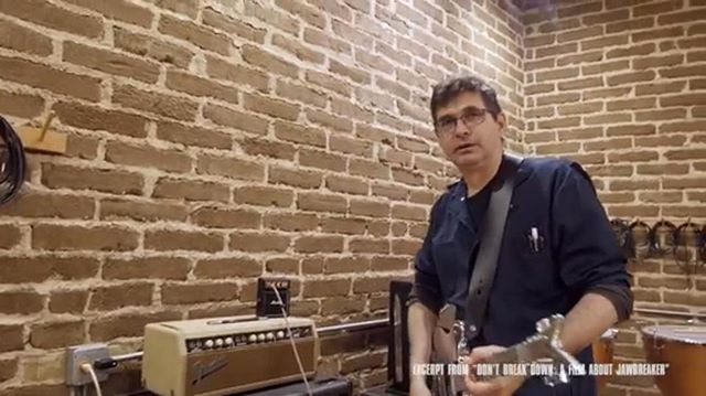 "@riot_fest shared a clip from the film today for ""Jawbreaker Day"" that shows Steve Albini not remembering the '24 Hour Revenge Therapy' session."