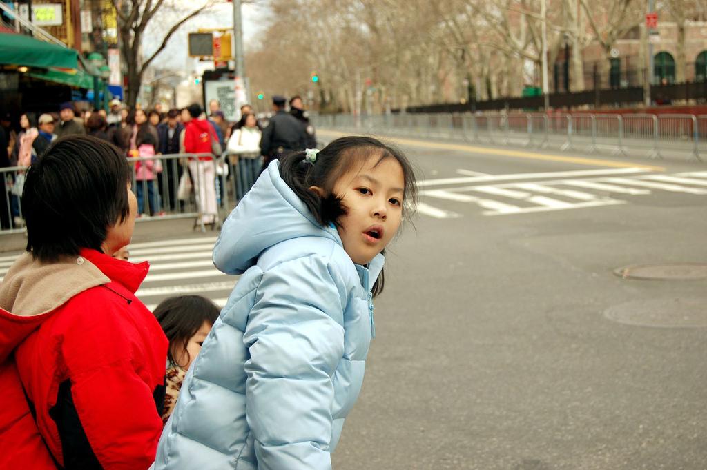 Chinatown New Year Parade