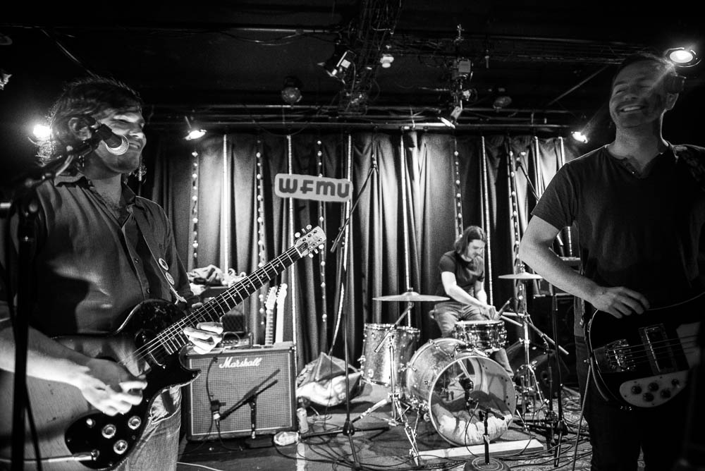 The Gotobeds at WFMU Montgomery Hall