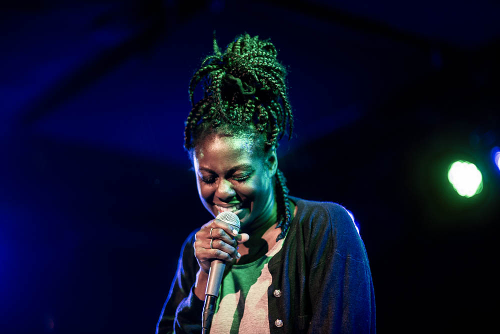 Sammus at Knitting Factory
