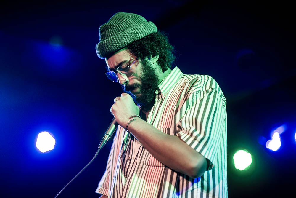 Scallops Hotel at Knitting Factory