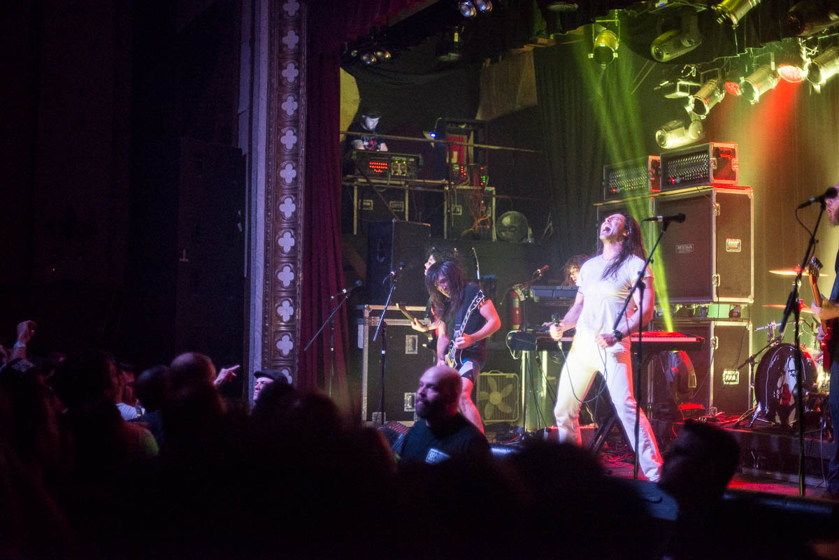 Andrew W.K. at Warsaw