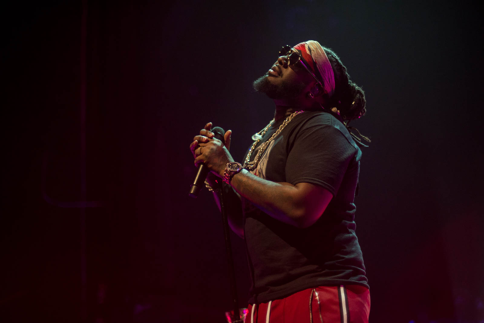 T-Pain at The Gramercy Theatre.