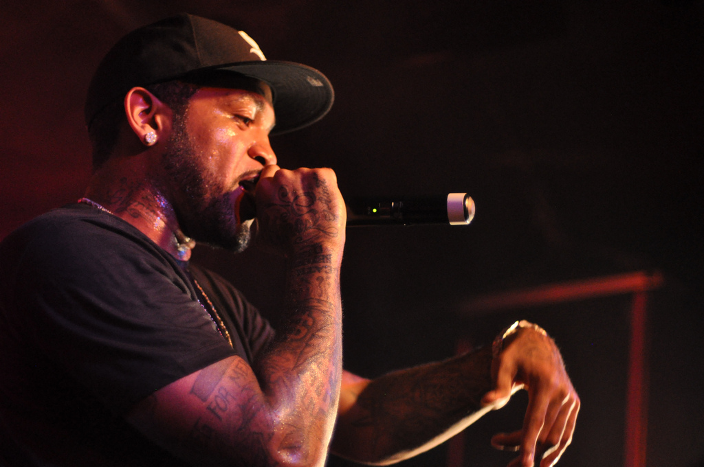Lloyd Banks at The Studio at Webster Hall