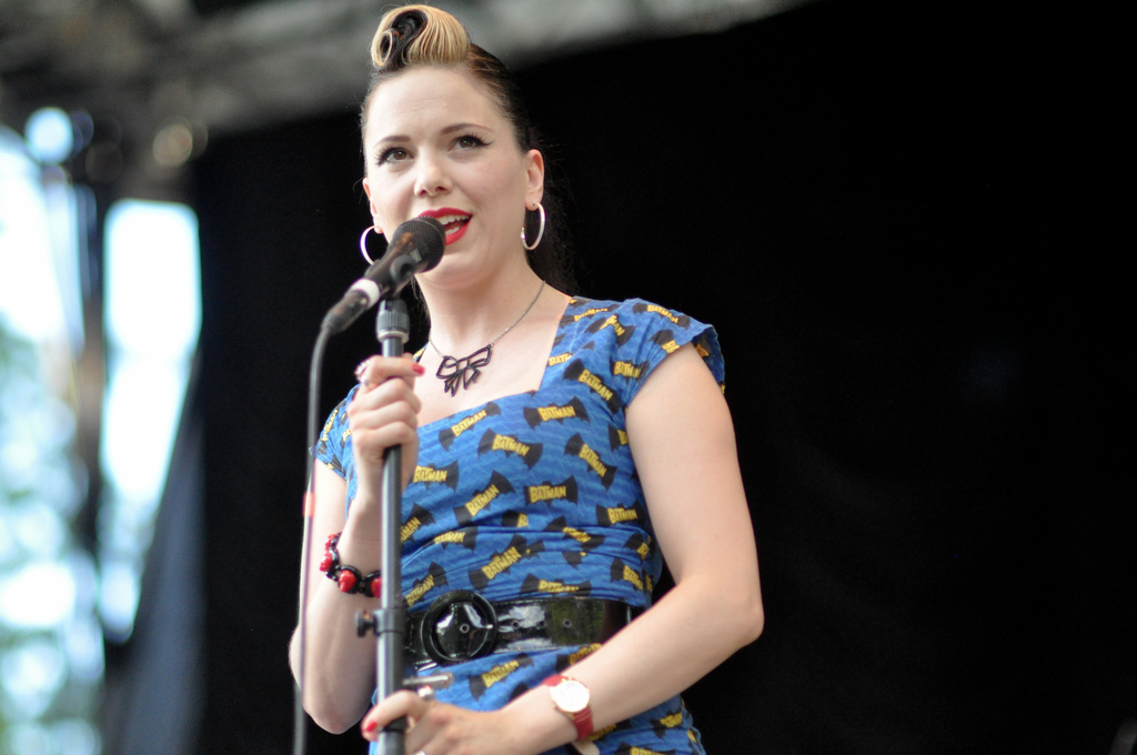 Imelda May at Central Park Summerstage