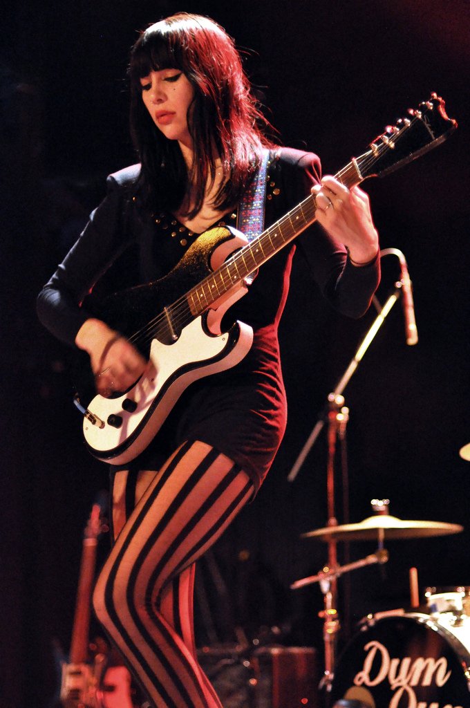 Dum Dum Girls at Bowery Ballroom
