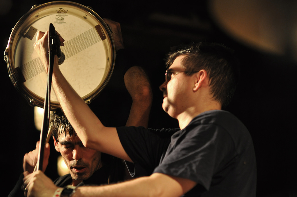 Shellac at The Bell House