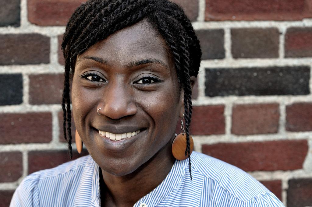 Portrait of Trish