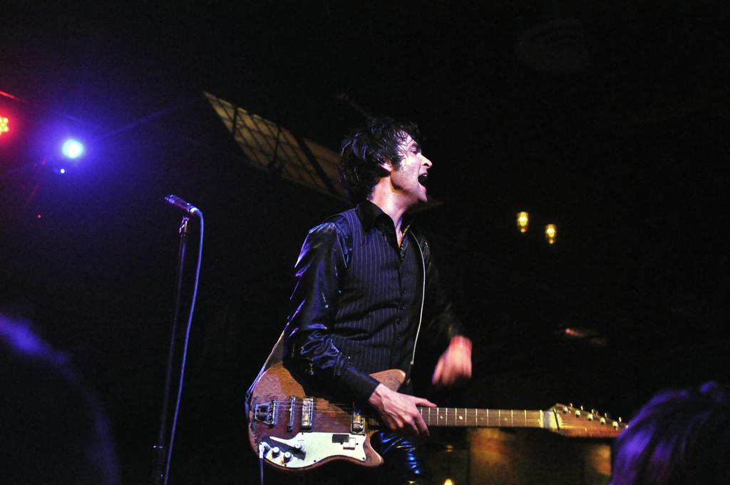 Jon Spencer Blues Explosion at Brooklyn Bowl