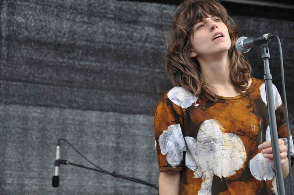 The Fiery Furnaces at Williamsburg Waterfront