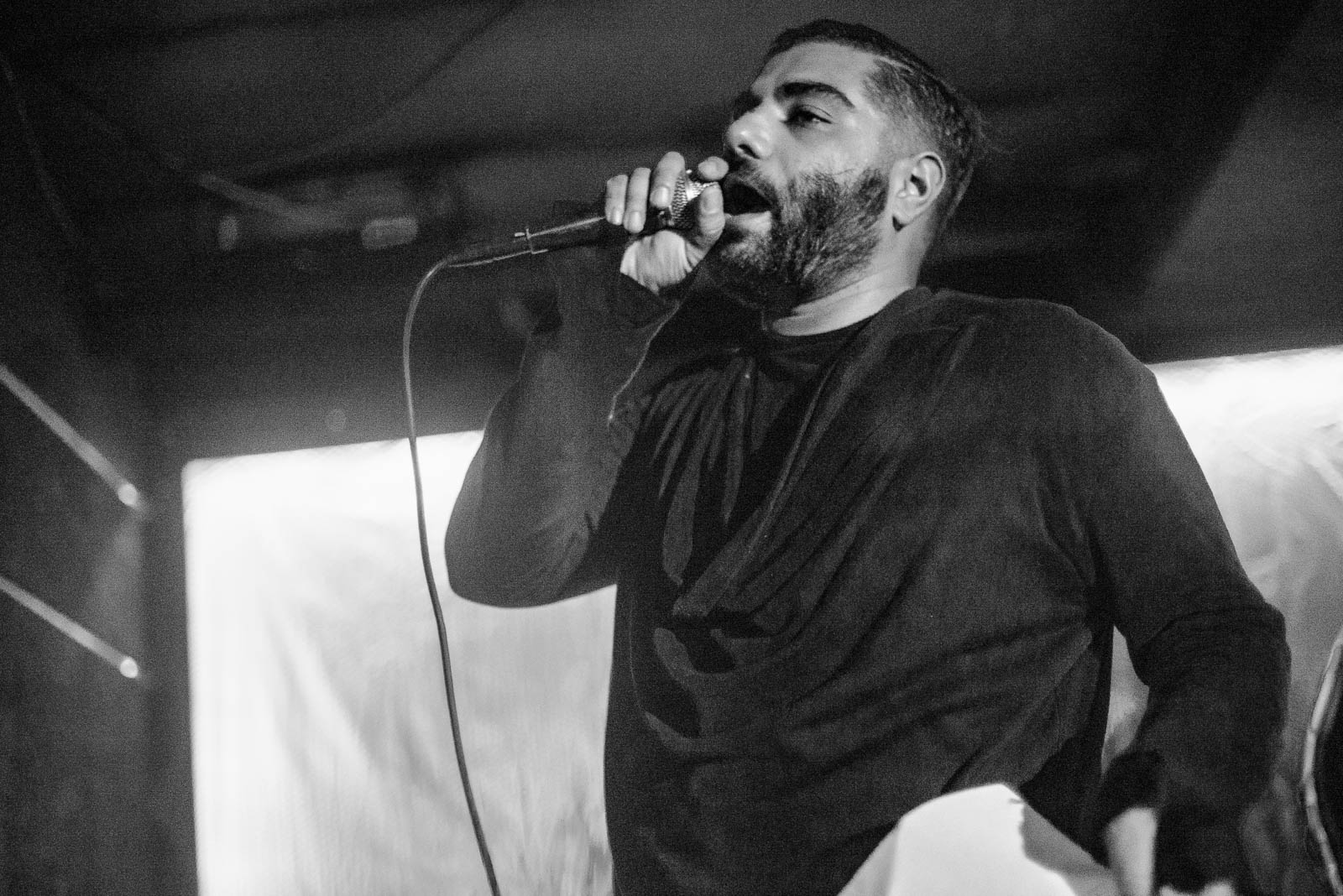 Heems at Zone One at Elsewhere on November 21, 2017.
