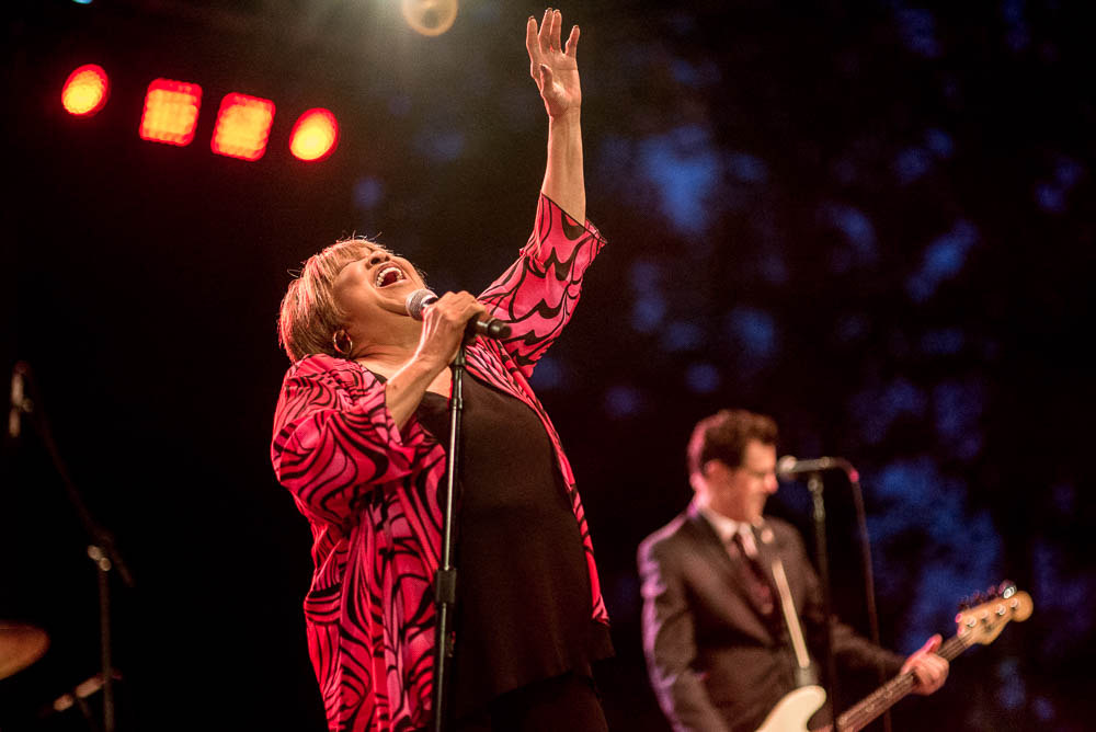 Mavis Staples at Rumsey Playfield (June 2017)