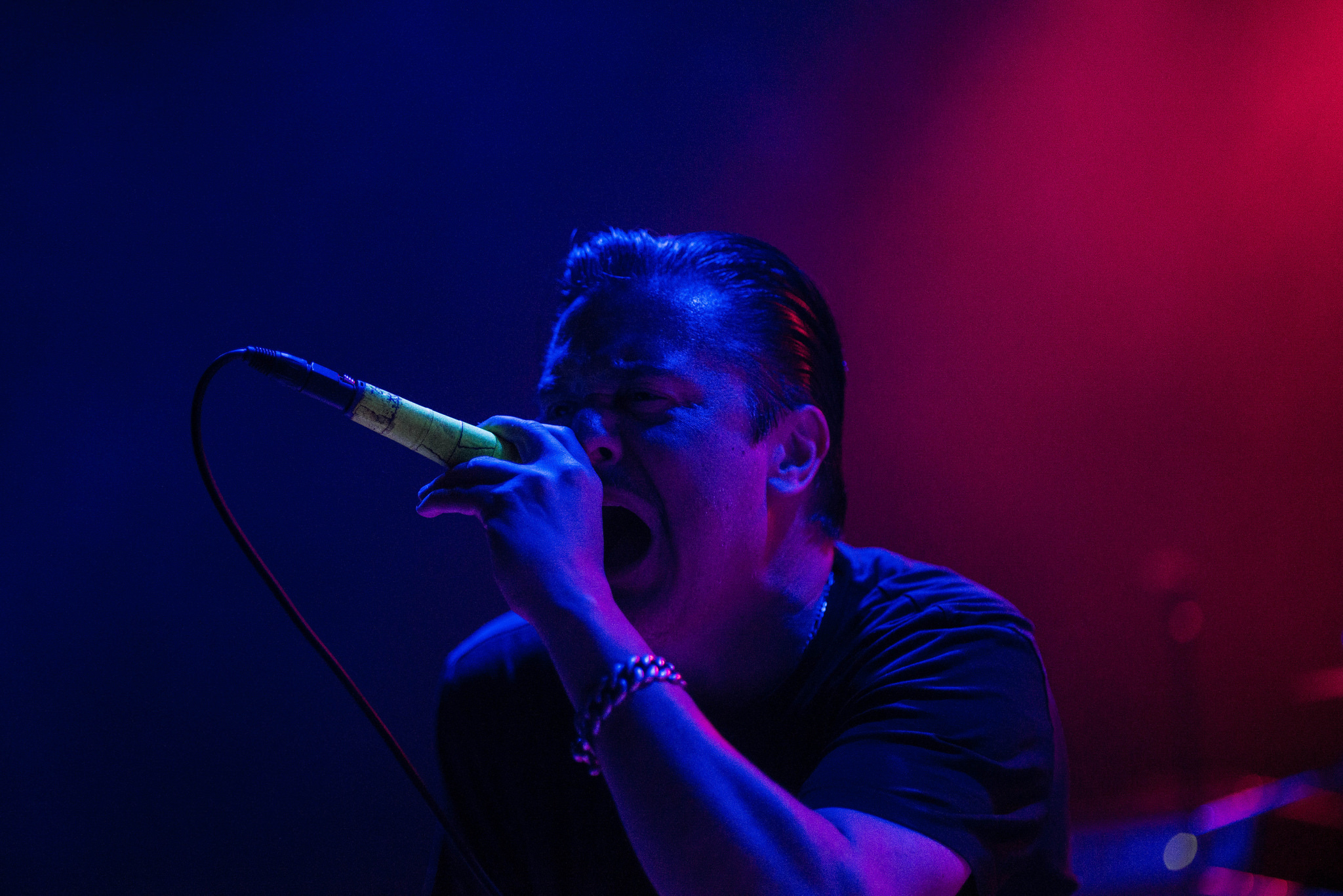Dead Cross at Warsaw (September 2017)