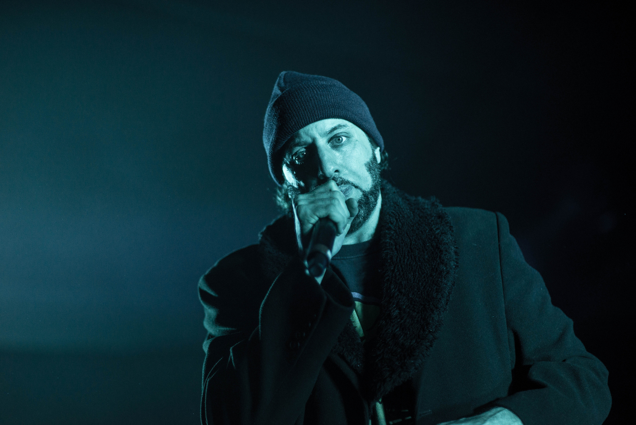 R.A. The Rugged Man at The Well (October 2017)