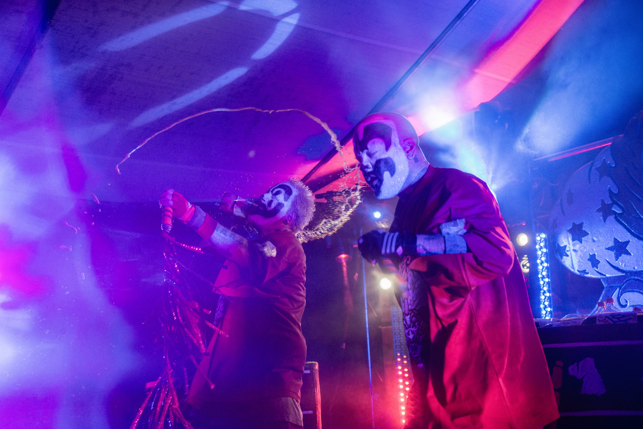 Insane Clown Posse at The Well (October 2017)