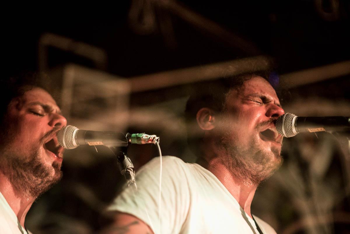 Jeff Rosenstock at Silent Barn
