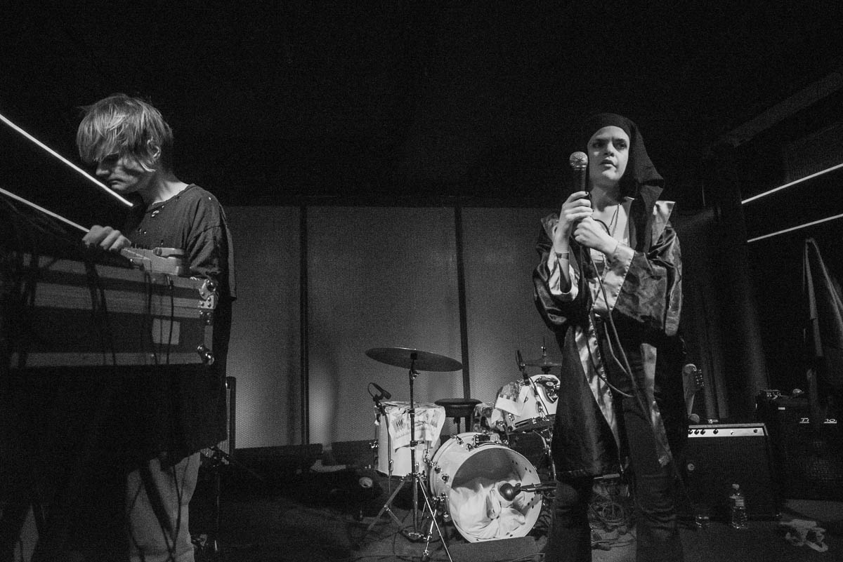 She-Devils at Zone One at Elsewhere on Thursday, April 19, 2018.
