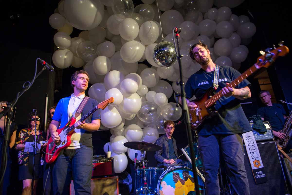 Parquet Courts at Rough Trade NYC