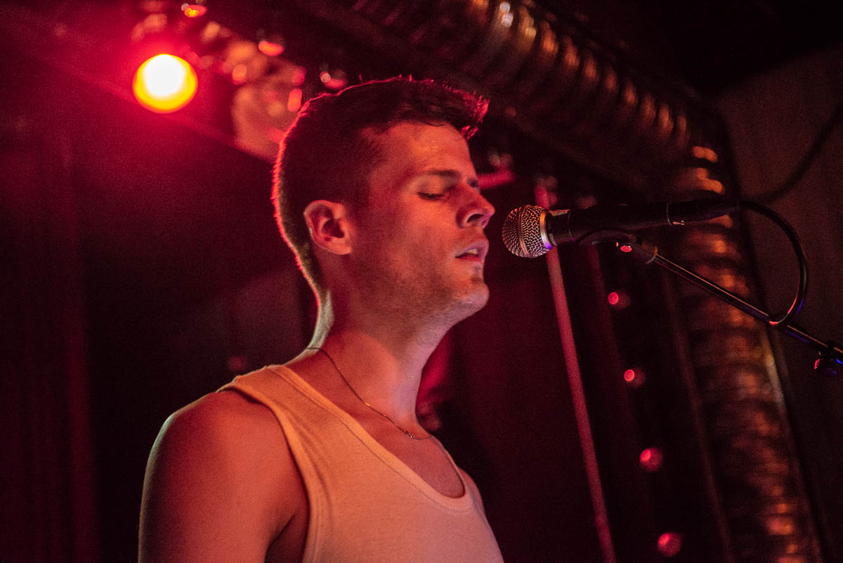 Johnny Magee at Union Pool