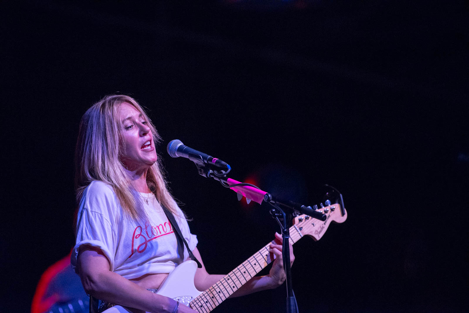 Liz Phair at House of Vans in Brooklyn, NY on Friday, July 20, 2018.