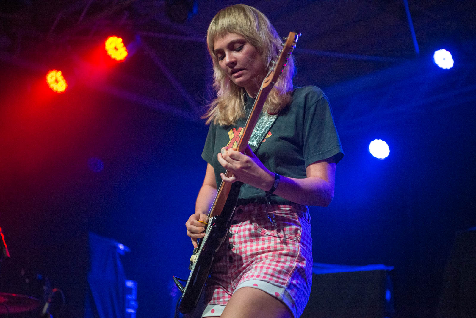 Cherry Glazerr at House of Vans