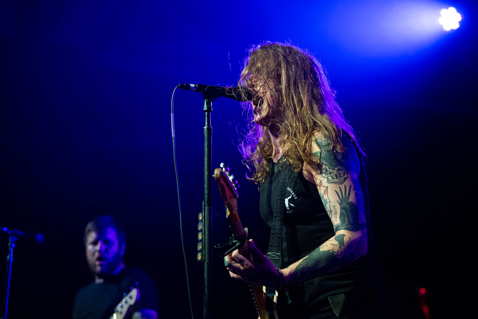 Against Me! at House of Vans