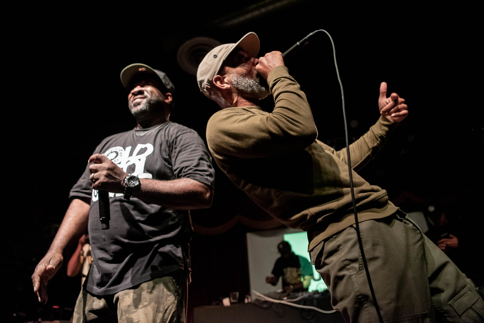 Jungle Brothers at Brooklyn Bowl on Friday, October 26, 2018.