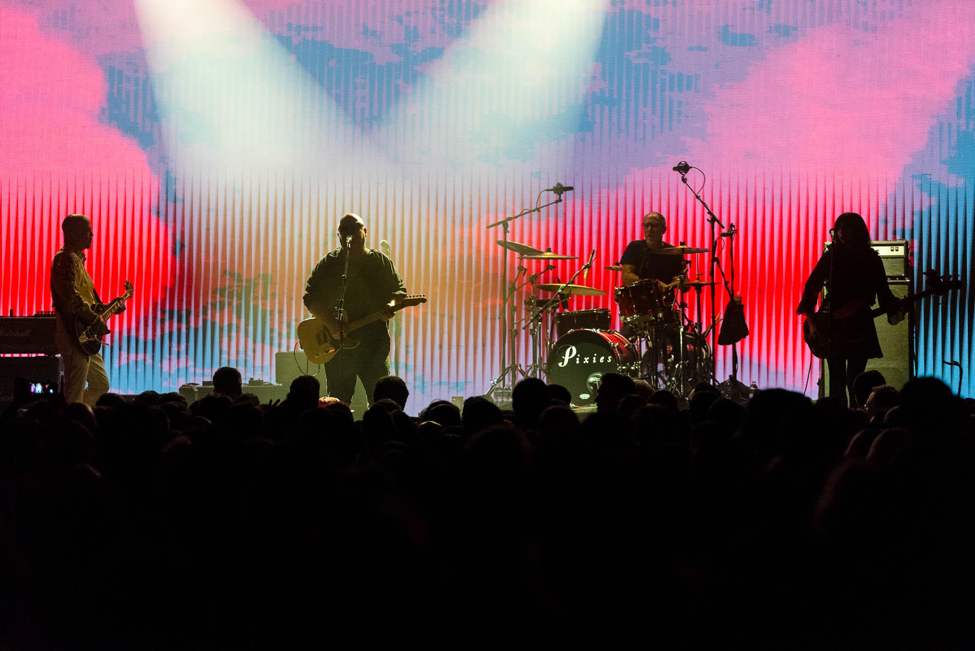 Pixies at Brooklyn Steel on Monday, November 19, 2018.