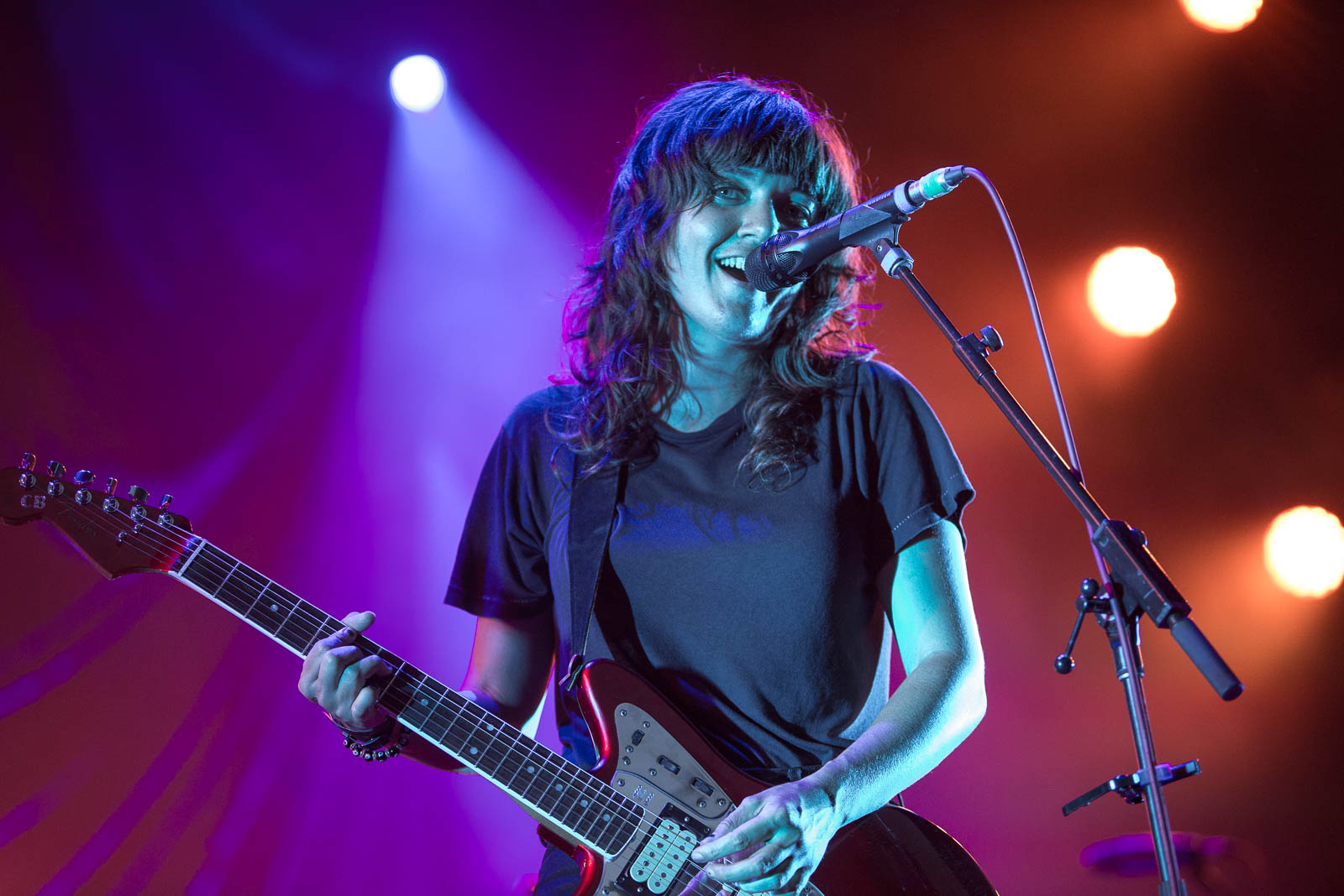 Courtney Barnett at Celebrate Brooklyn! at Prospect Park Bandshell