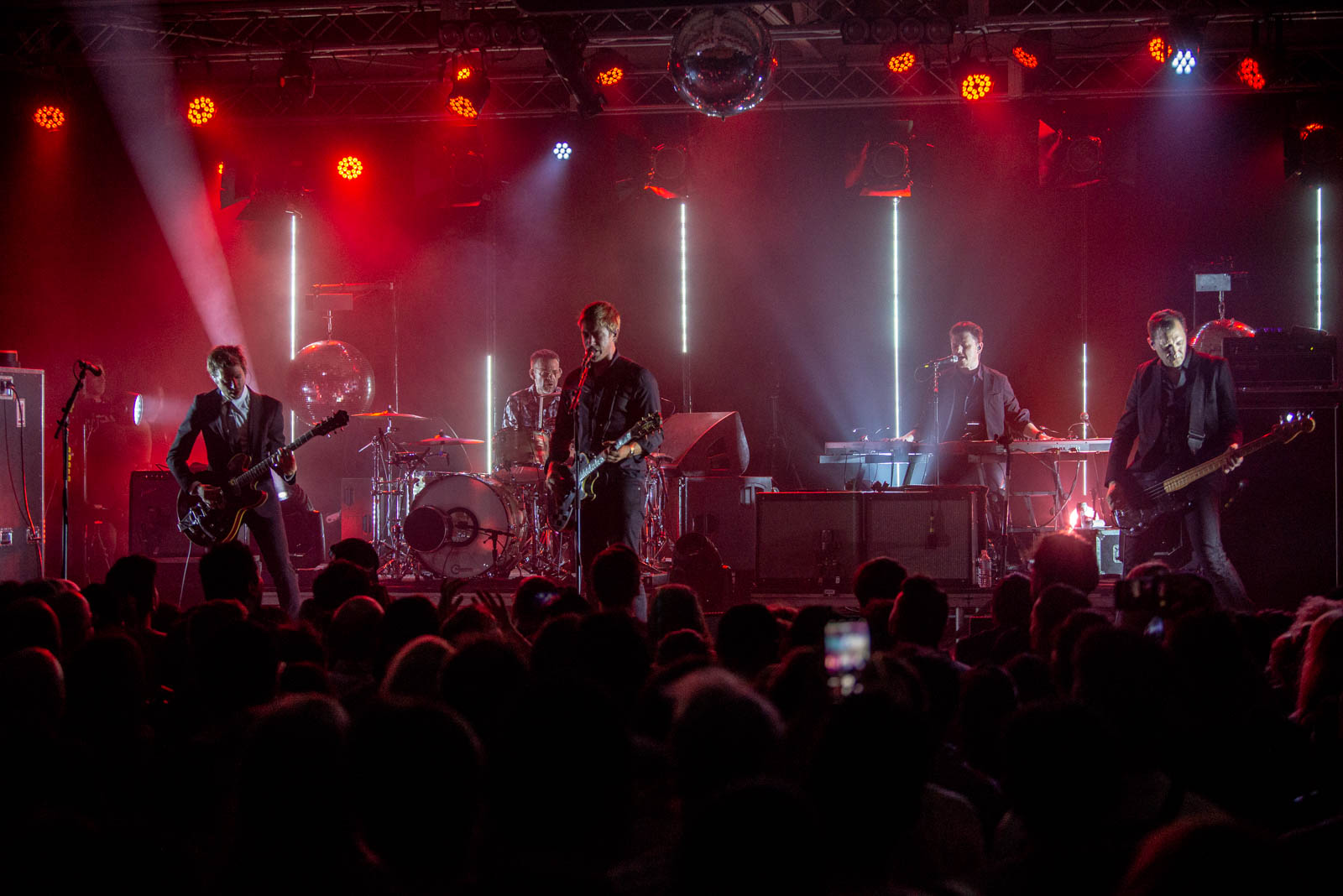 Interpol at House of Vans