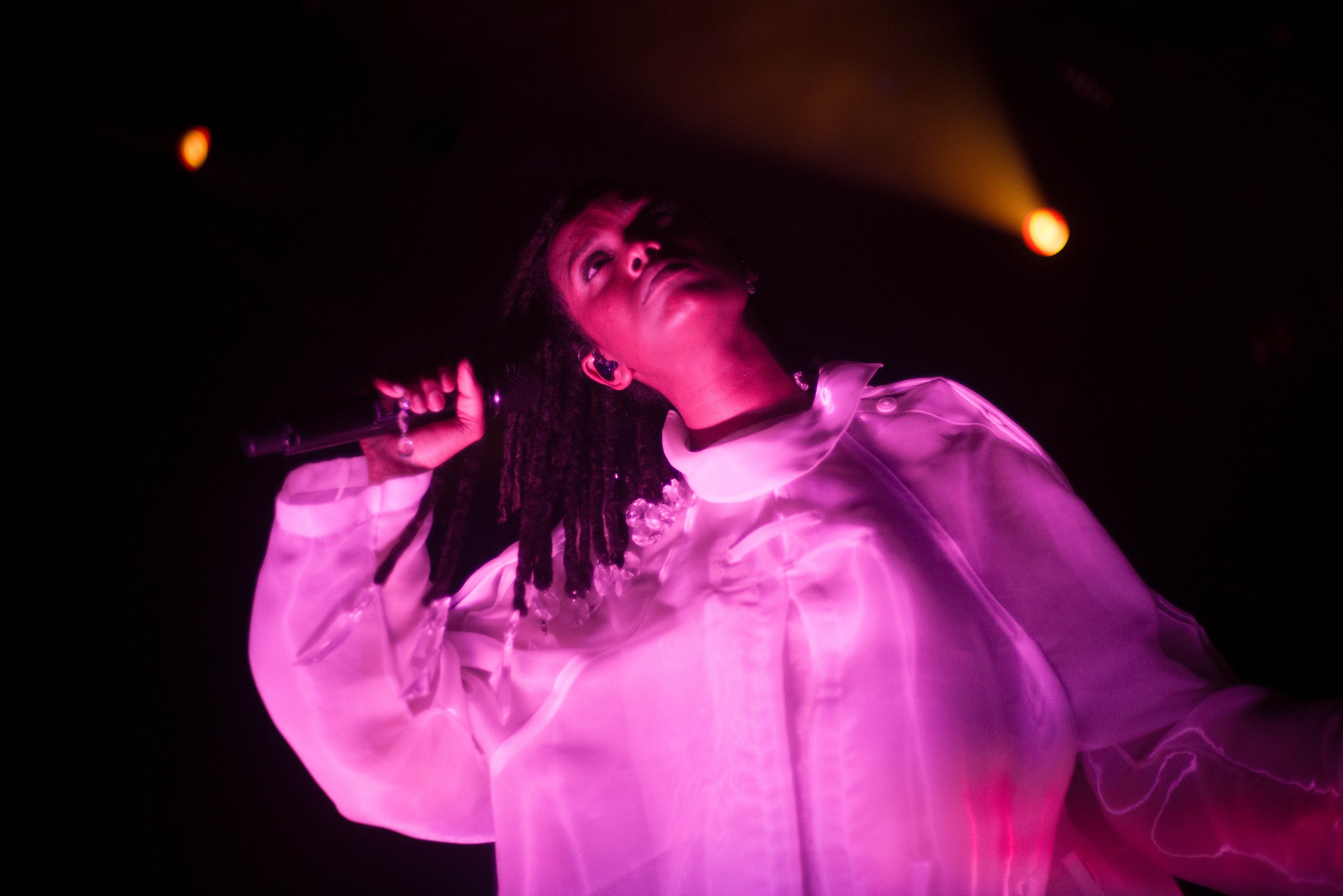 Kelela at Irving Plaza