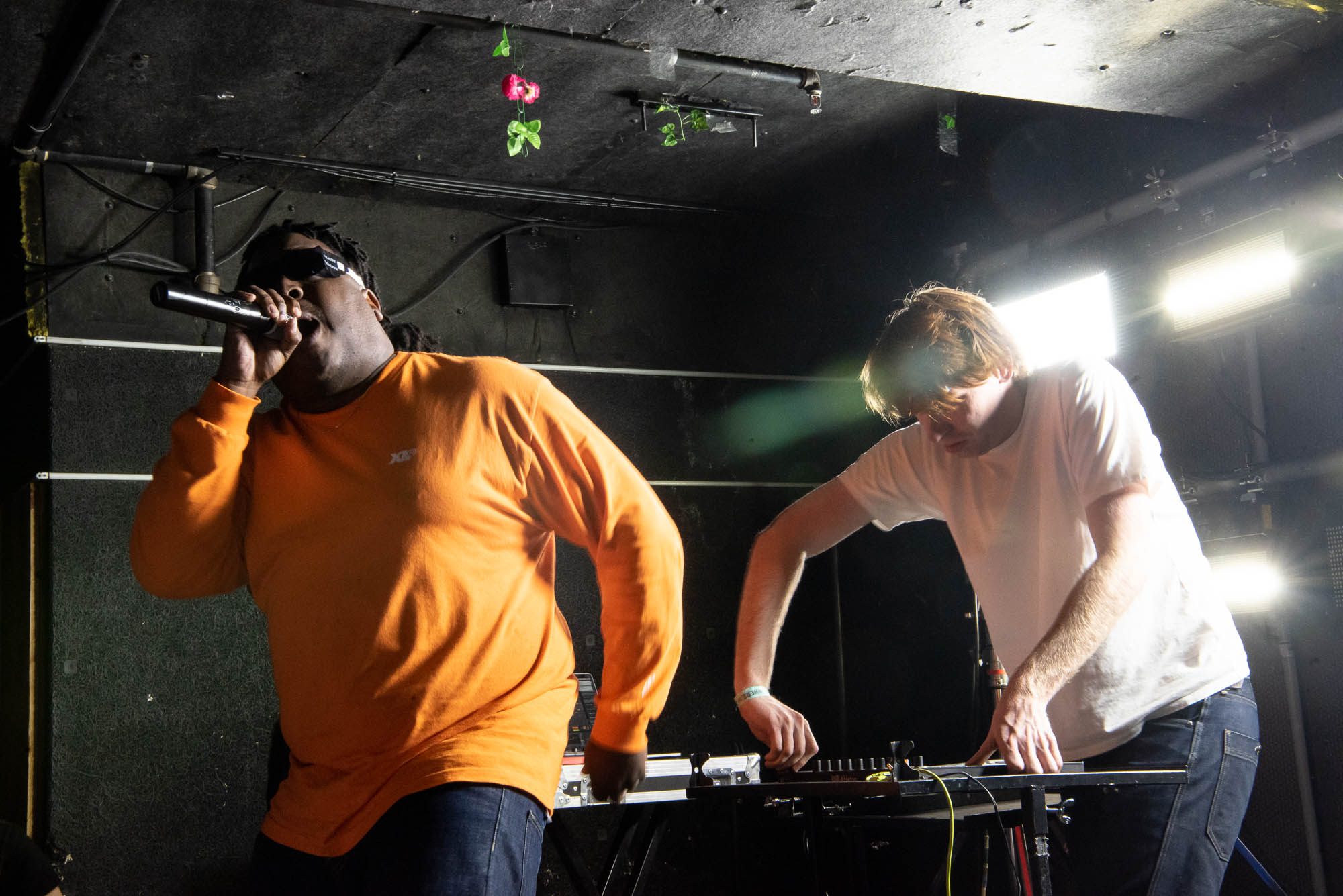 Injury Reserve at Zone One at Elsewhere