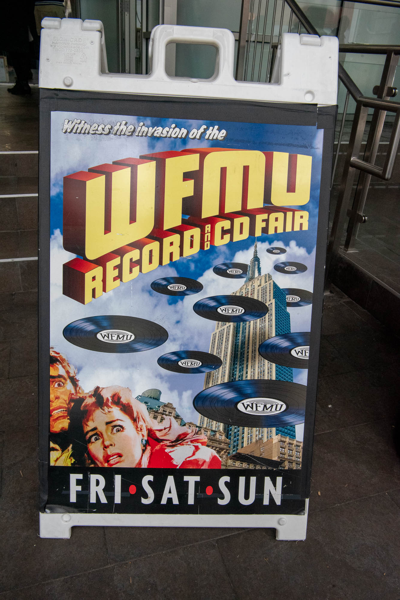 WFMU Record Fair