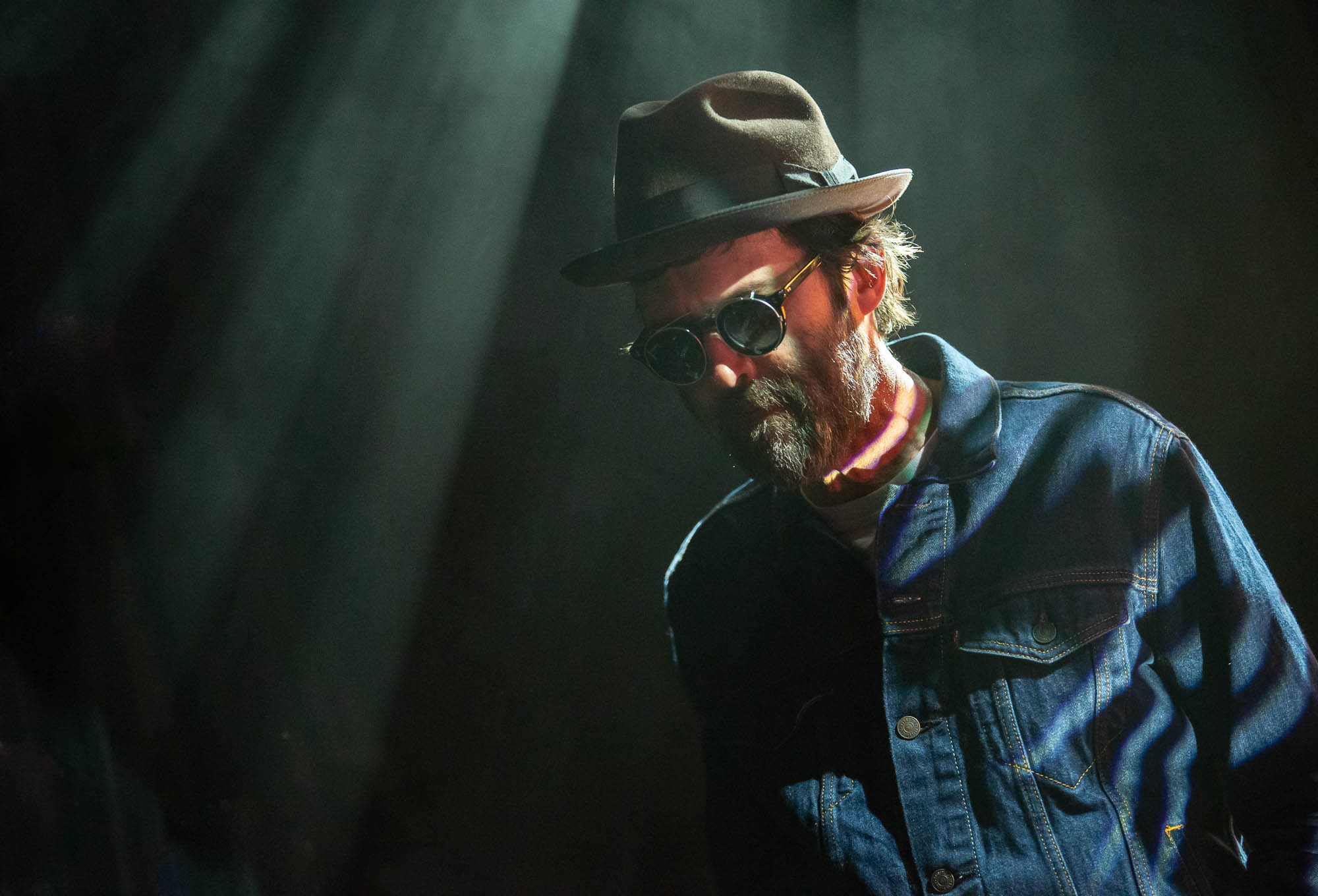 EELS at Irving Plaza on Wednesday, May 1, 2019.