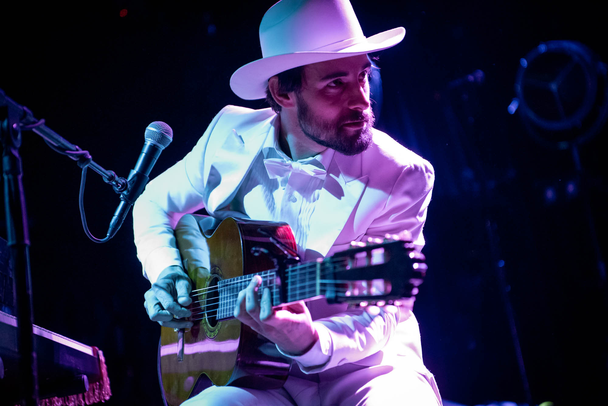 Robert Ellis at Irving Plaza on Wednesday, May 1, 2019.