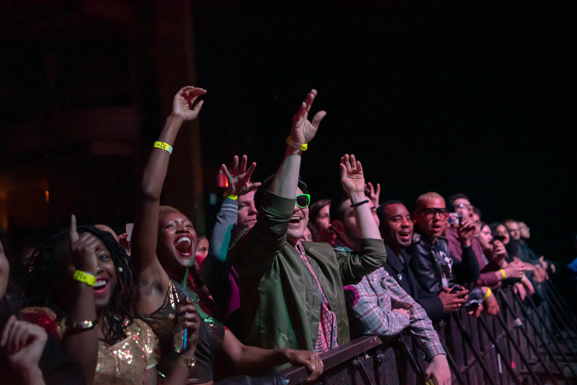 During Santigold at Hammerstein Ballroom on Friday, May 4, 2019
