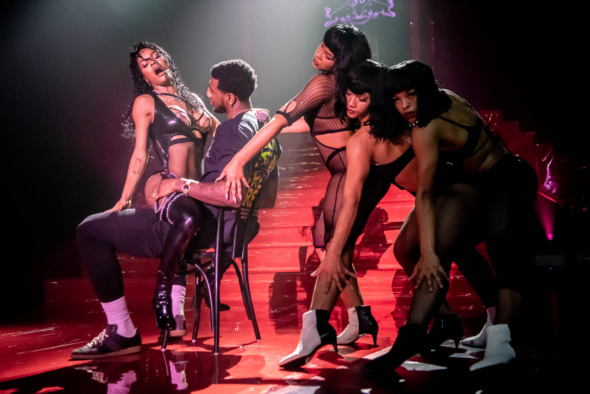 Teyana Taylor: House of Petunia at Grand Ballroom at Manhattan Center on Wednesday, May 15, 2019.