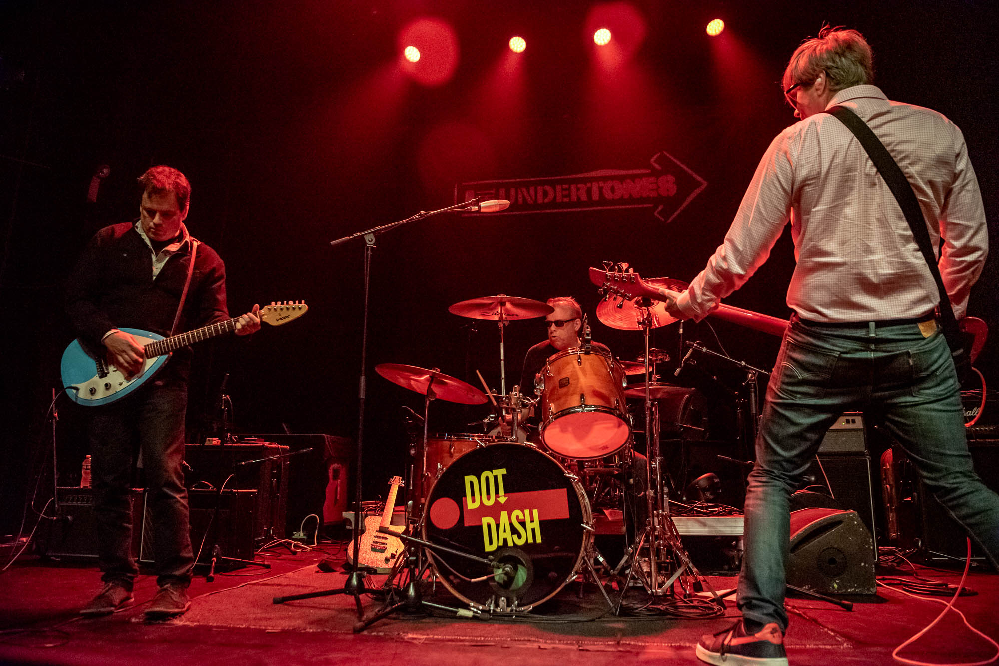 Dot Dash at Gramercy Theatre on Thursday, May 23, 2019.