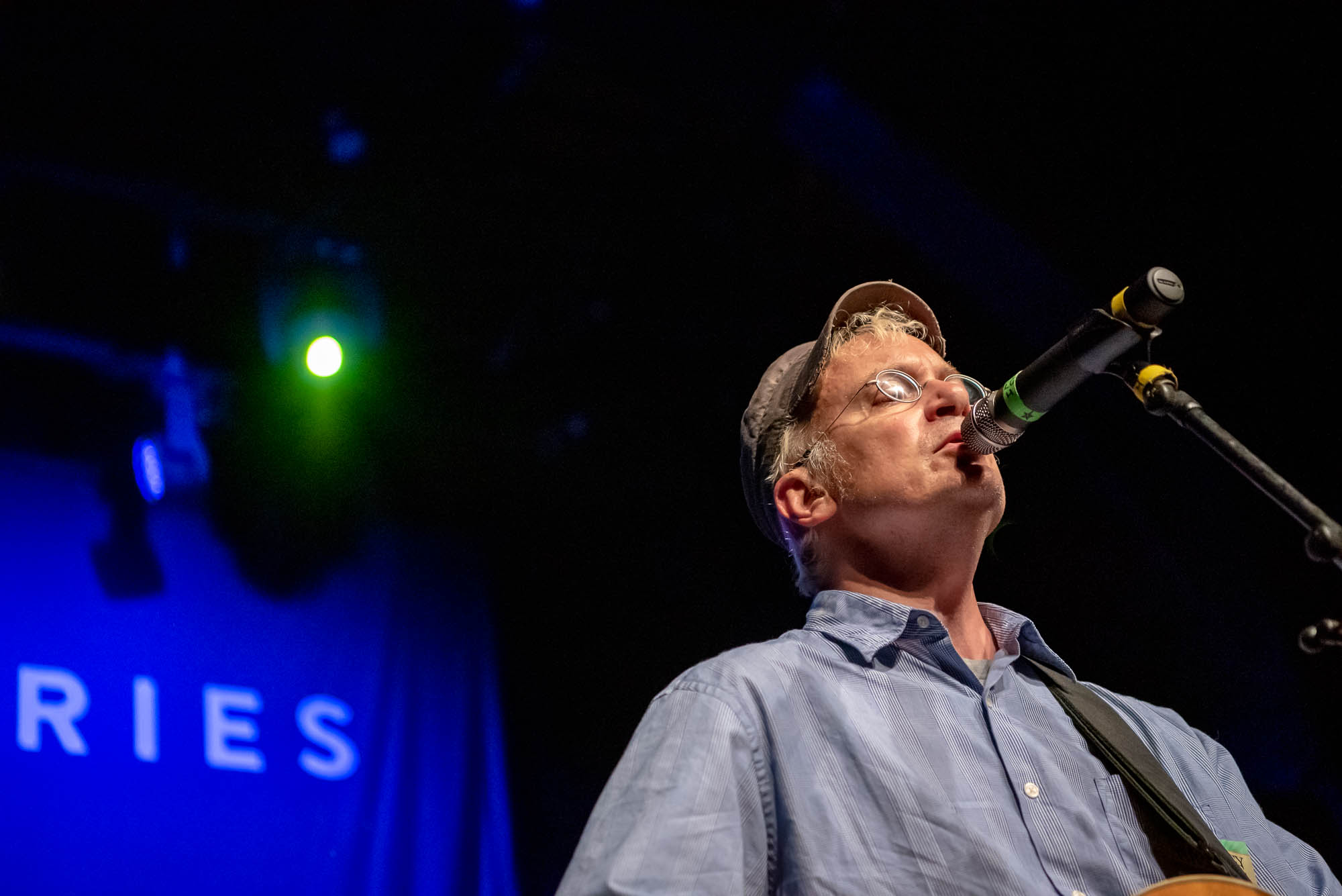 "Chris Collingwood at Gramercy Theatre during ""Songs and Stories"" on Thursday, May 30, 2019."