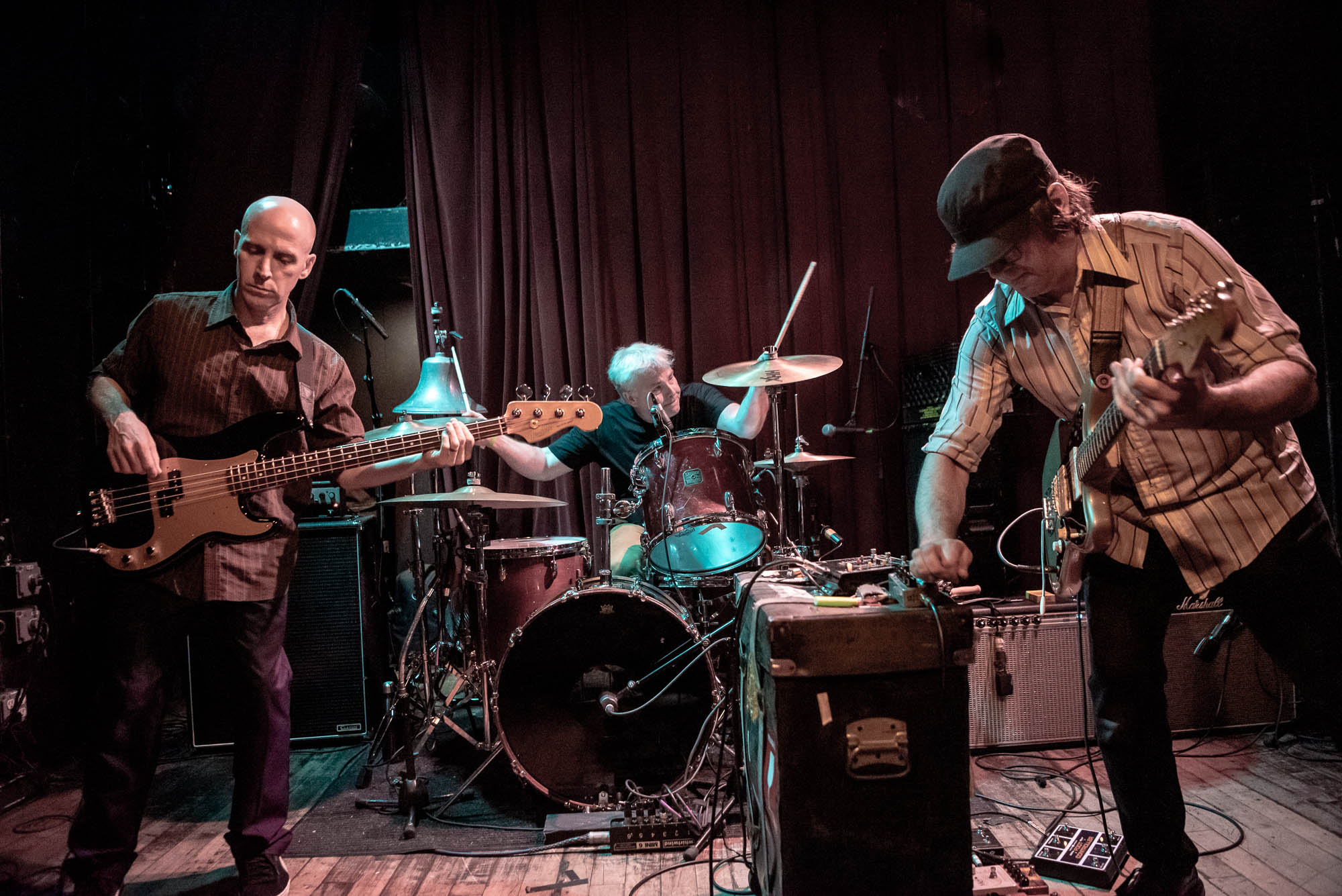 The Messthetics at Union Pool