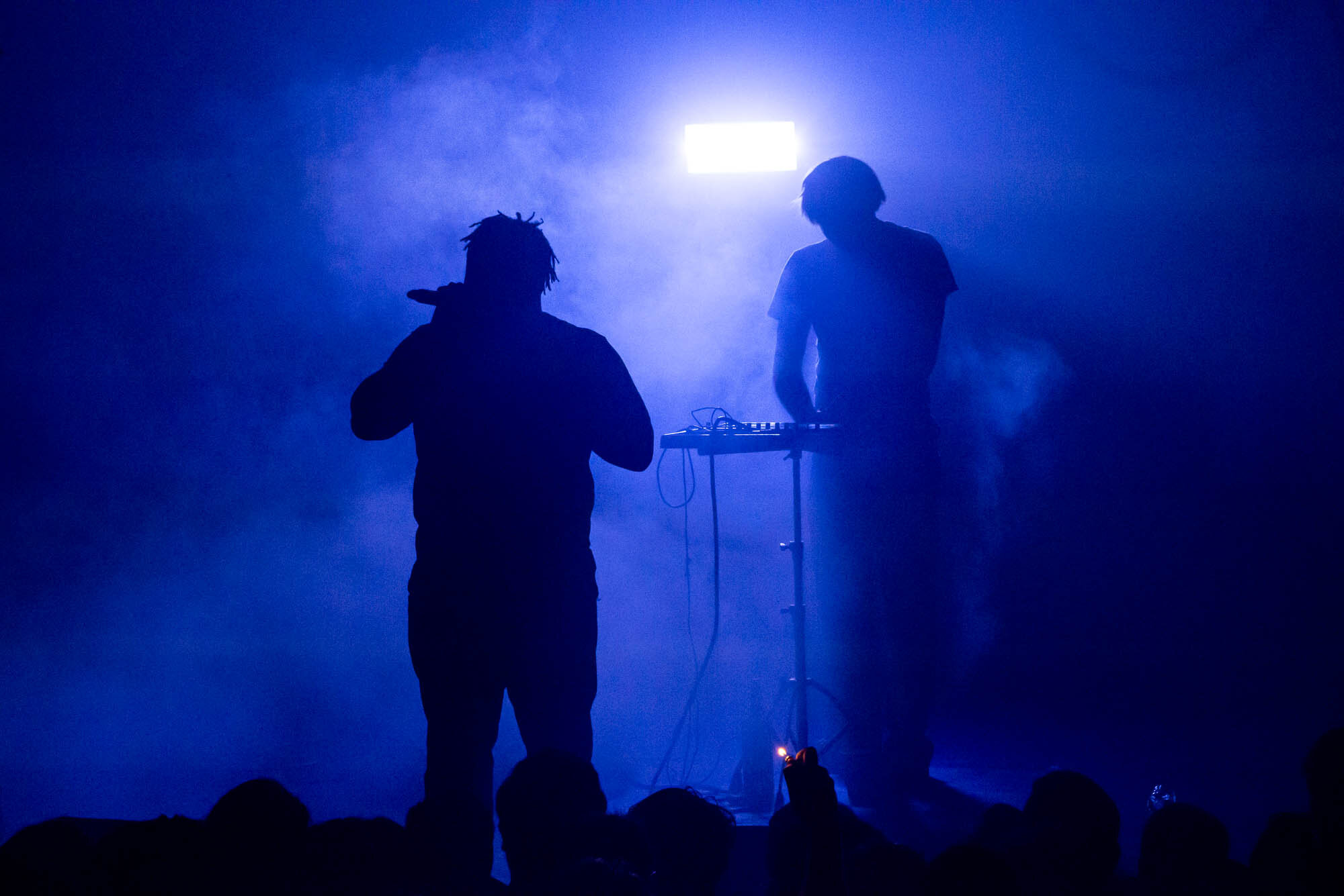 Injury Reserve at Gramercy Theatre on Wednesday, September 25, 2019.