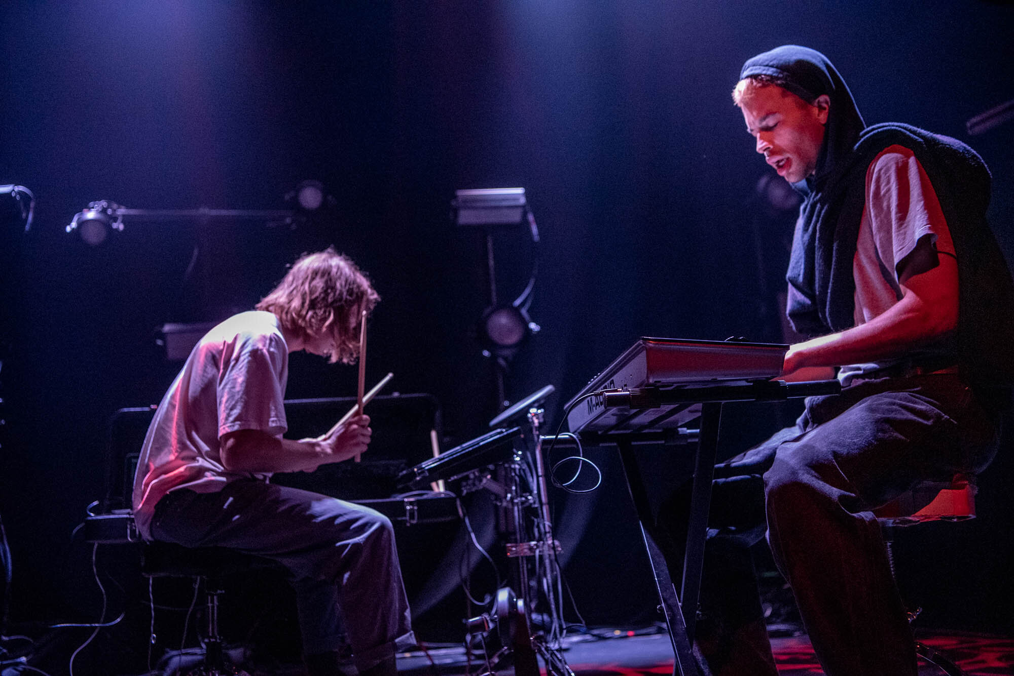 Body Meat at Gramercy Theatre on Wednesday, September 25, 2019.