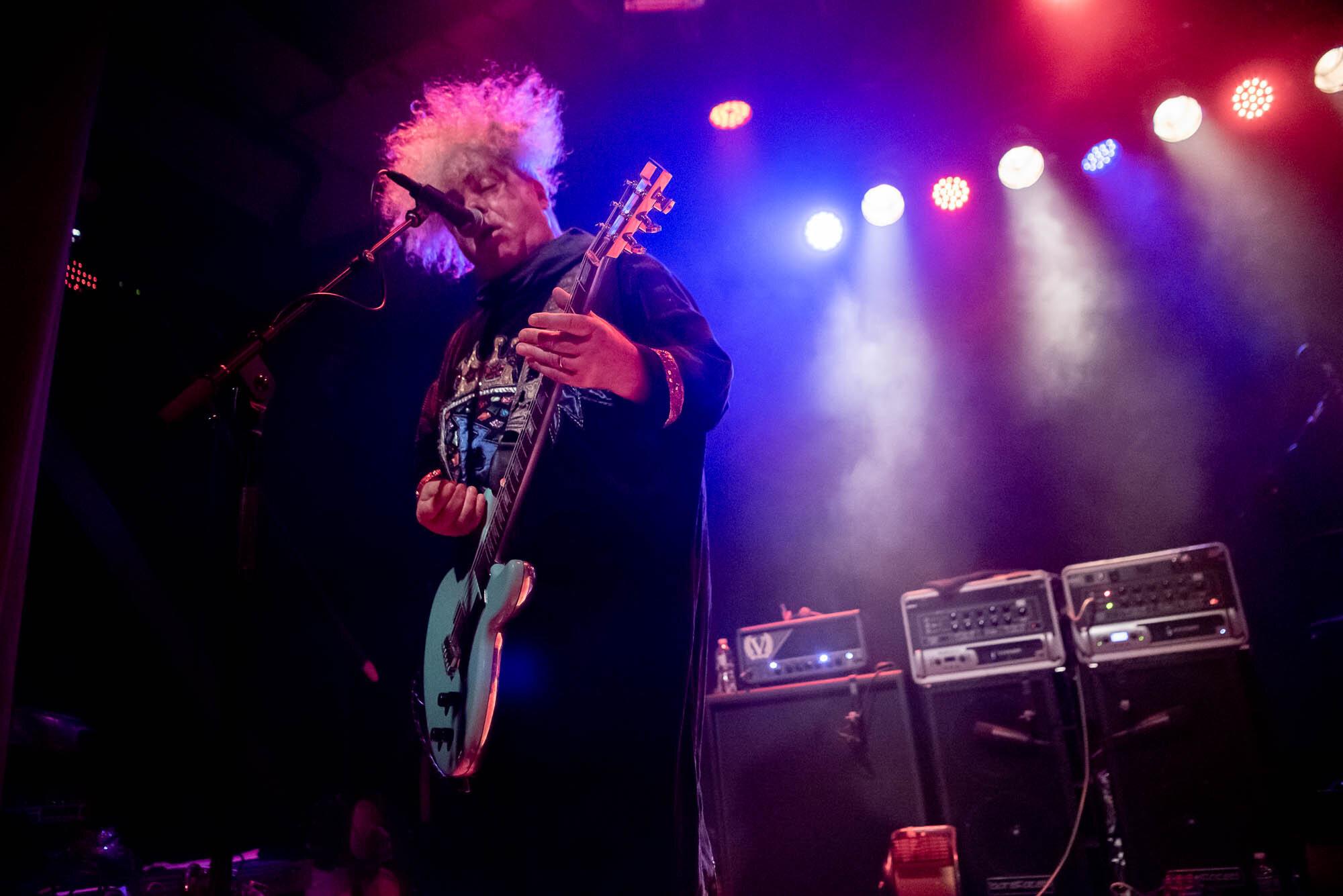 Melvins at Warsaw on Thursday, October 10, 2019.