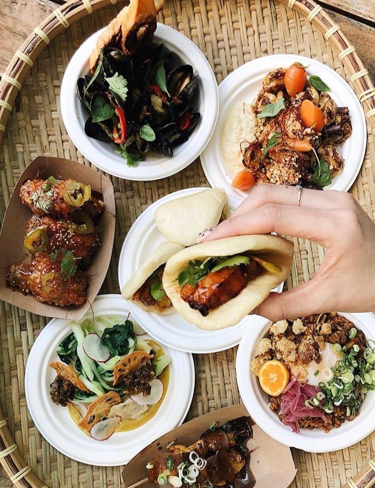 Filipino Street Food Inspired -