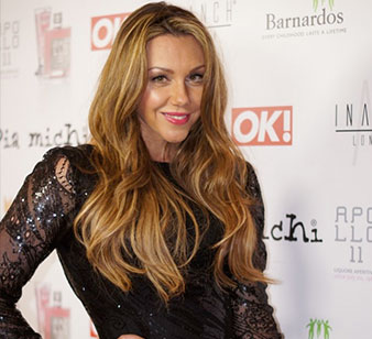 Michelle Heaton  TV Personality